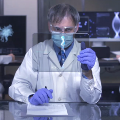 DNA Analysis Square